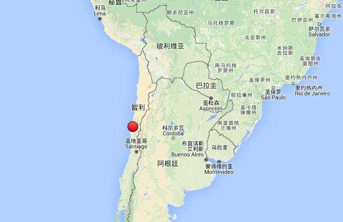 智利将推动智中自贸协定升级版尽快生效