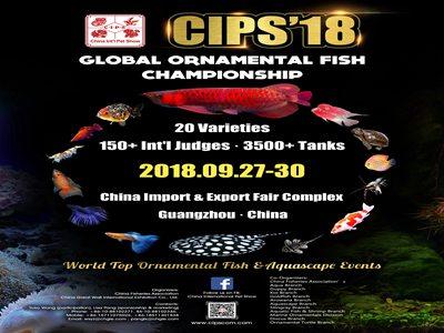 CIPS Global Ornamental Fish Championship