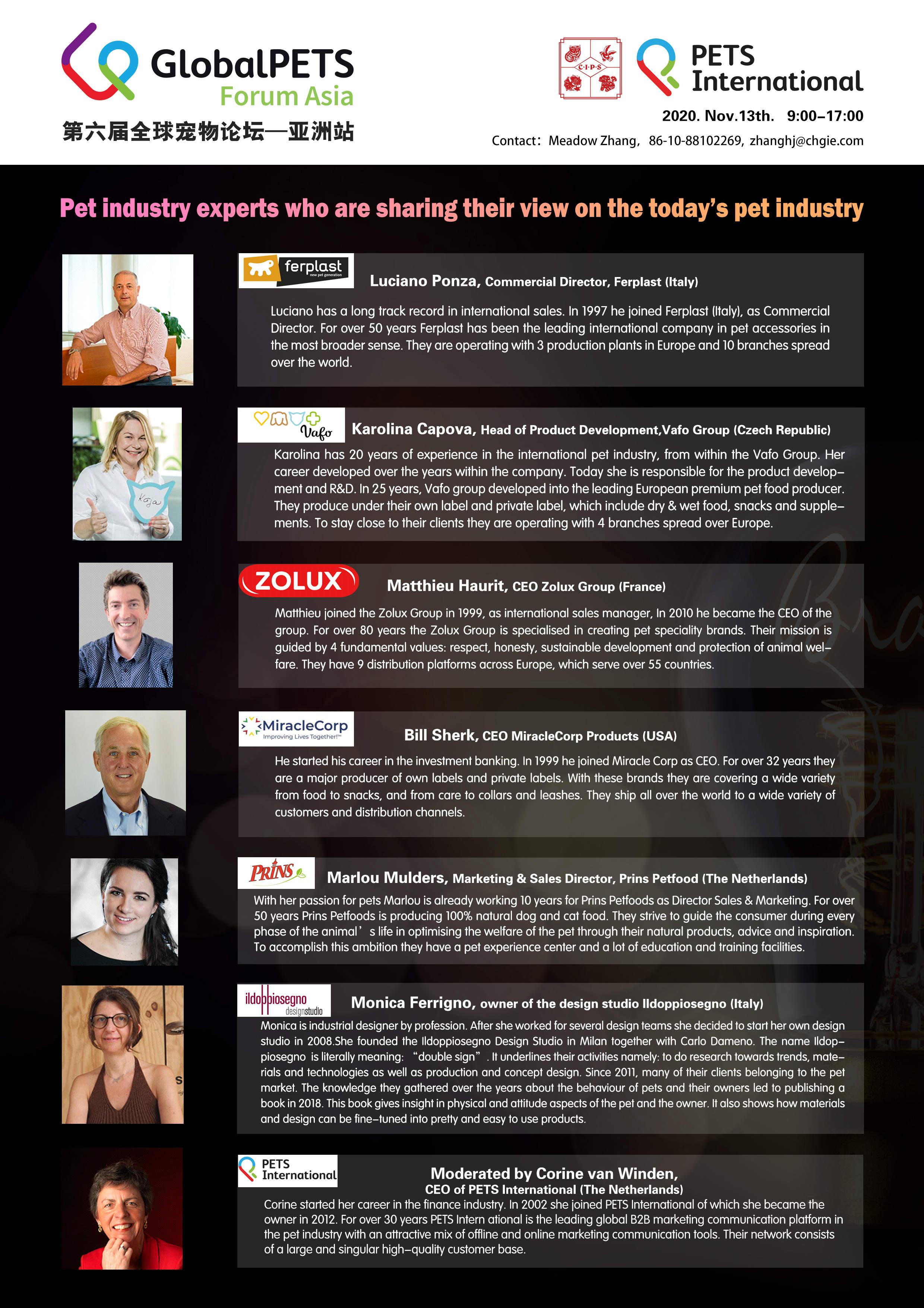 Keynote speakers of GPFA has released