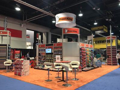 Scene photos of May 2016 Las Vegas Hardware Fair
