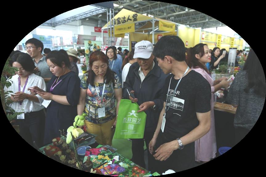 第二十届中国国际花卉园艺展览会 展后报告