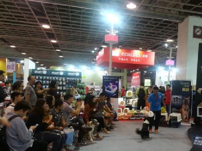 中国宠物文化节南京(展会现场)