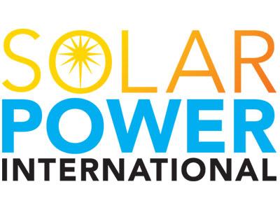 美国规模最大、最有影响力的专业太阳能展-Solar Power International 2017