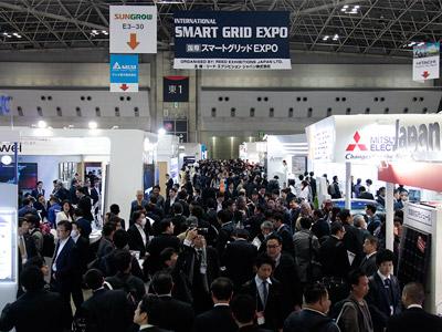 SG EXPO 2019 - 第九屆日本國際電池儲能和智能電網展