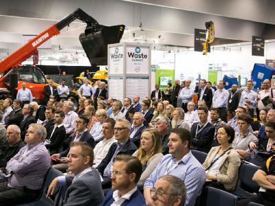 澳大利亚国际环保及固体废弃物展览会 - Waste Expo Australia 2018