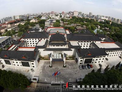 愿长城展览为祖国展览行业的建设发展添砖加瓦