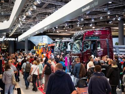 全球第一大商用车展-IAA期待你的参与!