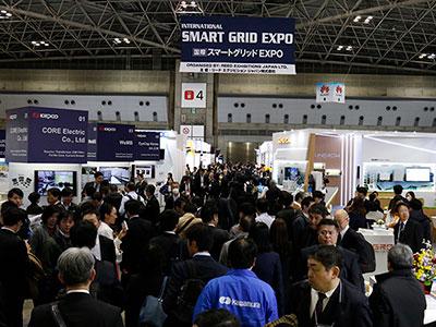 SMART GRID EXPO 2021 - 第11届日本国际智能电网和储能系统展