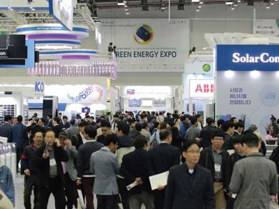 Green Energy Expo 2021 - 第18届韩国国际绿色能源展
