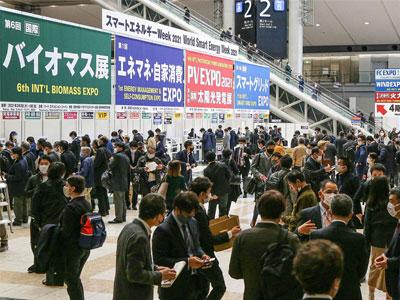 2021年日本国际智能能源周秋季展 - WSEW Autumn show
