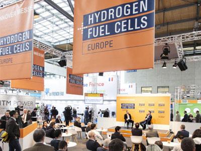 2021年欧洲氢能及燃料电池展 - Hydrogen + Fuel Cells EUROPE