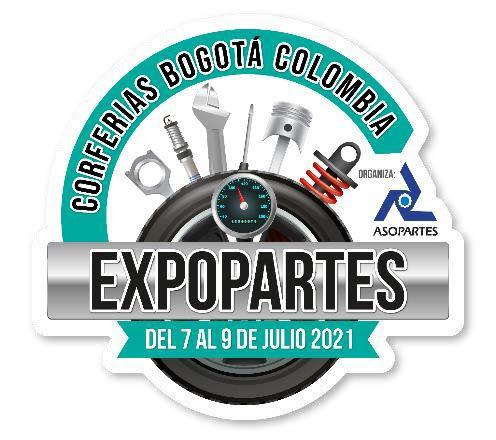 2021年哥伦比亚国际汽车及配件线上展览会(Feria Virtual EXPOPARTES 2021)