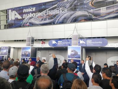 2021年中美洲(墨西哥)国际汽车零配件及售后服务展览会